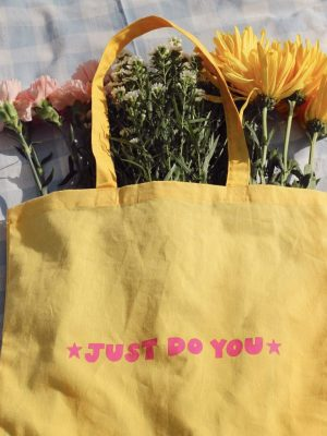 'Just Do You' All Things Lilly Ann Tote