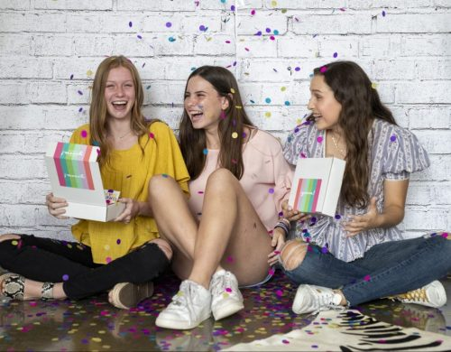 Sienna & girls confetti