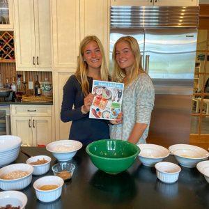 Twins & Cookbook