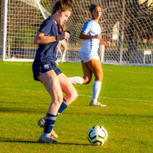 Makenna & soccer