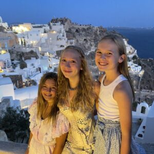 Kate, kendel and audrey